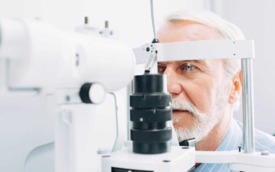 Helping Residents Cope with Age-related Macular Degeneration