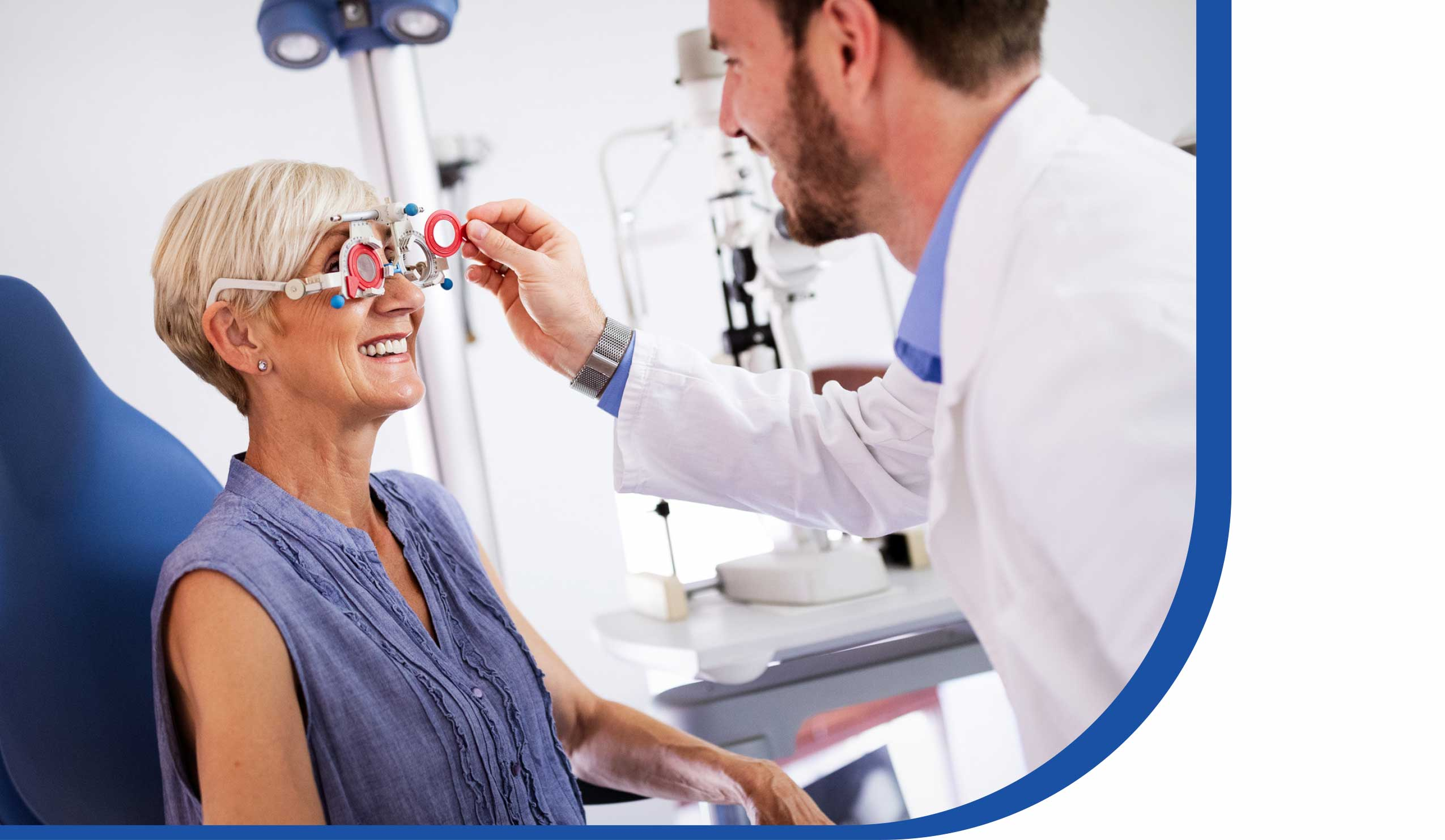 Protect Your Loved One's Health with Regular Eye Exams
