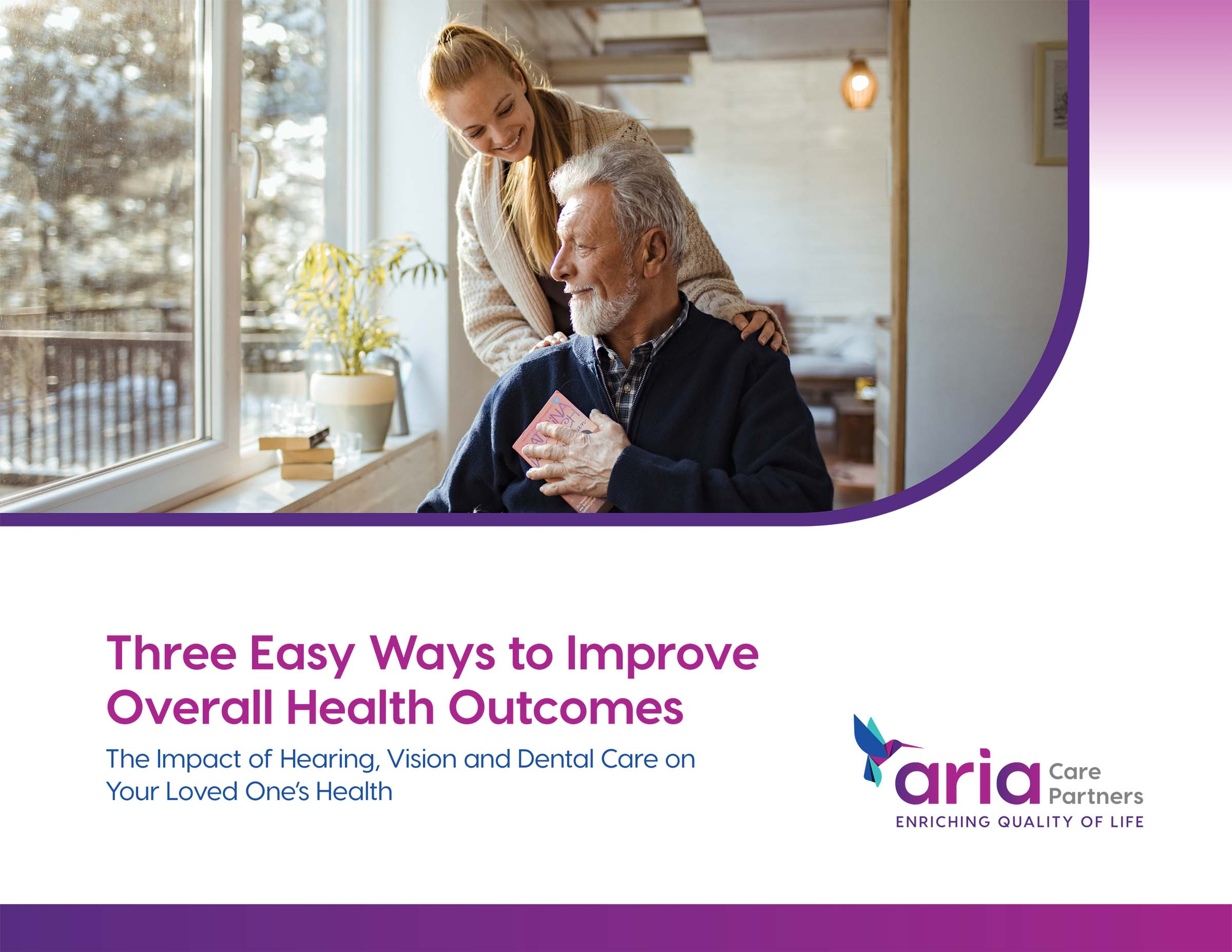 Three Easy Ways to Improve Overall Health Outcomes